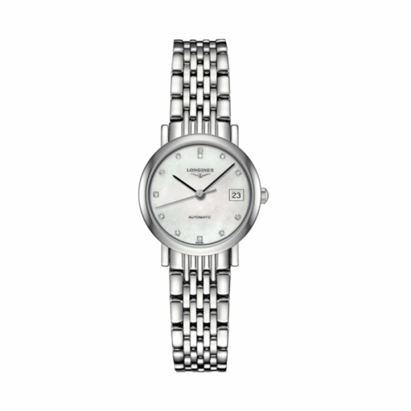 Montre Longines The Longines Elegant Collection L4.309.4.87.6