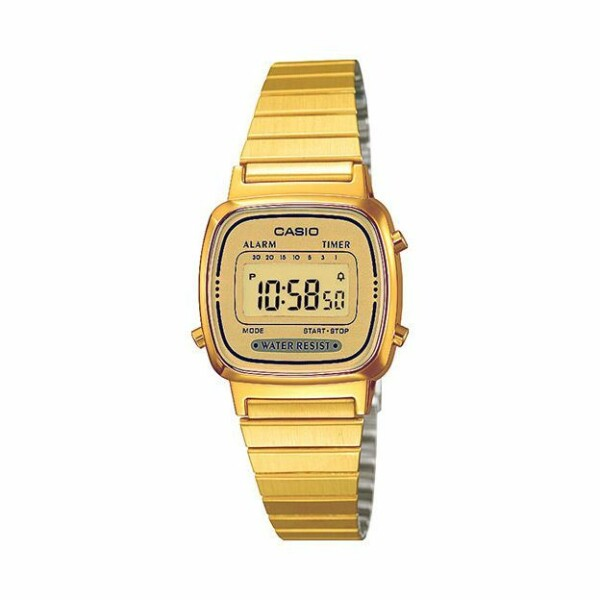 Montre Casio Collection LA670WEGA-9EF