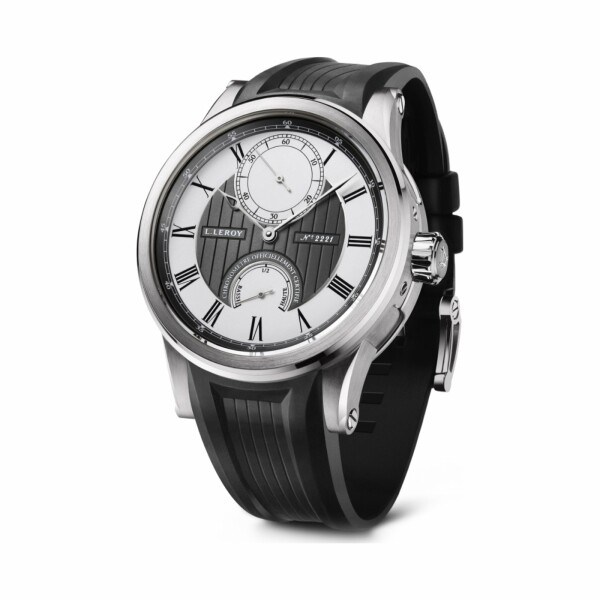 Montre L. Leroy MARINE Chronomètre de pont automatique