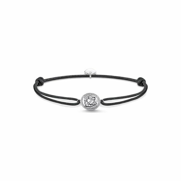 Bracelet Thomas Sabo Little Secret foi, amour, espoir en argent et oxyde de zirconium