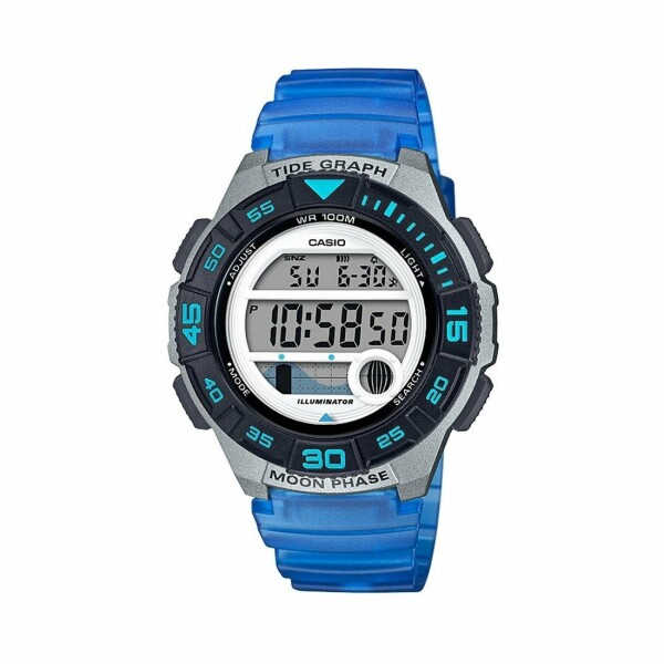 Montre CASIO Collection Basic LWS-1100H-2AVEF