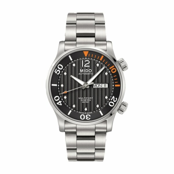 Montre Mido Multifort Two Crowns M005.930.11.060.80