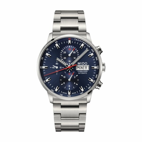 Montre Mido Commander Chronograph M016.414.11.041.00