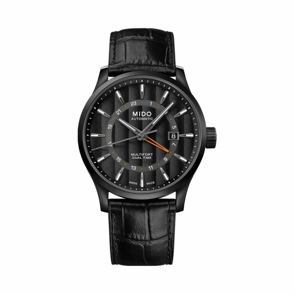 Montre Mido Multifort Dual Time M038.429.36.051.00