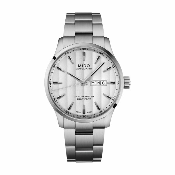 Montre Mido Multifort Chronometer 1 M038.431.11.031.00