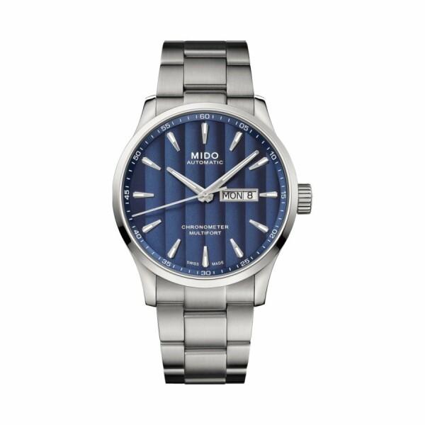 Montre Mido Multifort Chronometer 1 M038.431.11.041.00