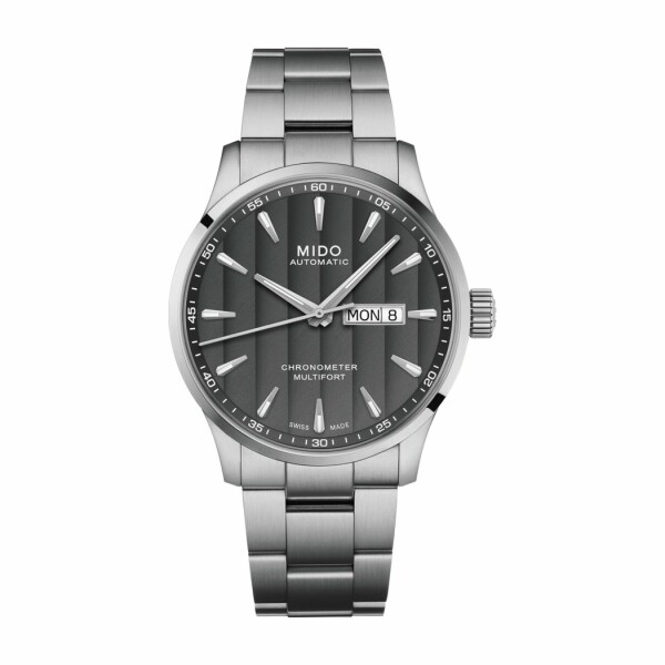 Montre Mido Multifort Chronometer 1 M038.431.11.061.00