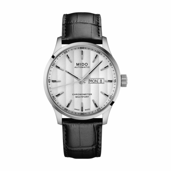 Montre Mido Multifort Chronometer 1 M038.431.16.031.00
