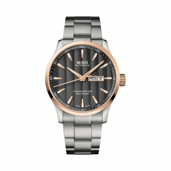 Montre Mido Multifort Chronometer 1 M038.431.21.061.00