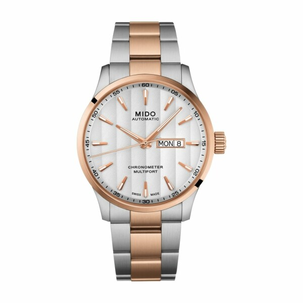 Montre Mido Multifort Chronometer 1 M038.431.22.031.00