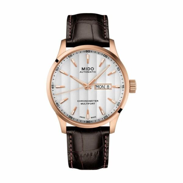 Montre Mido Multifort Chronometer 1 M038.431.36.031.00