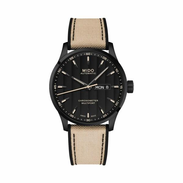 Montre Mido Multifort Chronometer 1 M038.431.37.051.09