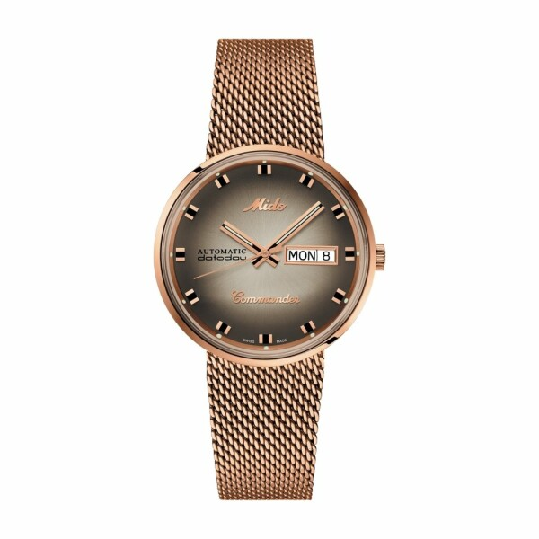 Montre Mido Commander Shade M8429.3.23.11
