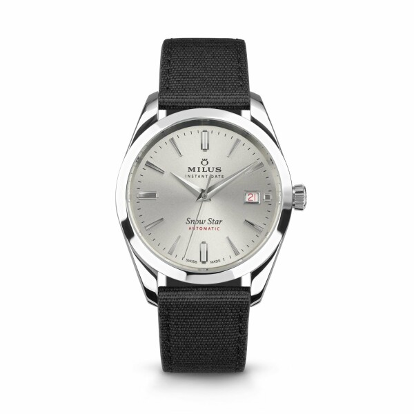 Montre Milus Snow Star Silver MIH.010.02.001