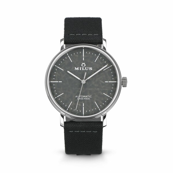 Montre Milus Lab 01 Black MIL.010.01.002