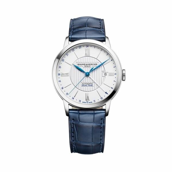 Montre Baume & Mercier Classima Dual Time 10272
