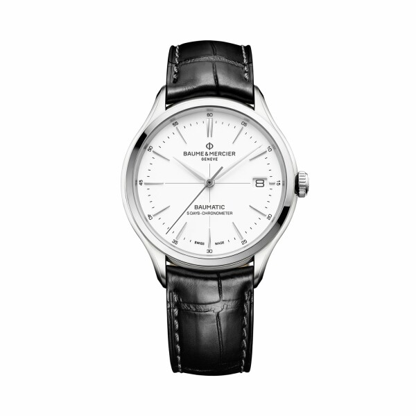 Montre Baume & Mercier Clifton Baumatic 10436