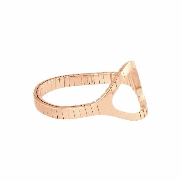 Bracelet Vanrycke Styloïde en or rose