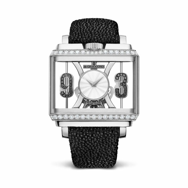Montre de GRISOGONO New Retro Women