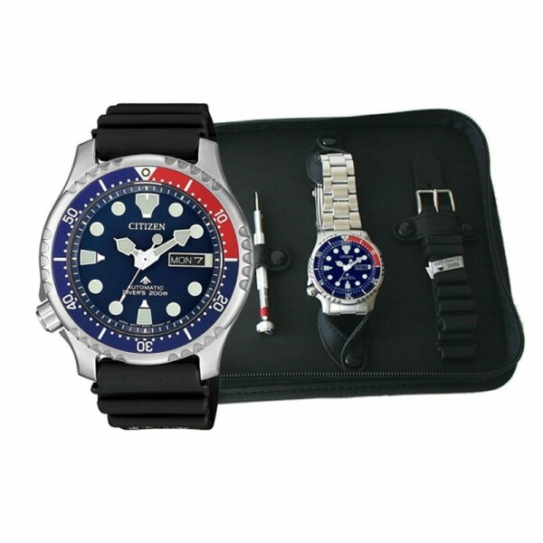Montre Citizen Promaster Marine automatique NY0086-16LEM