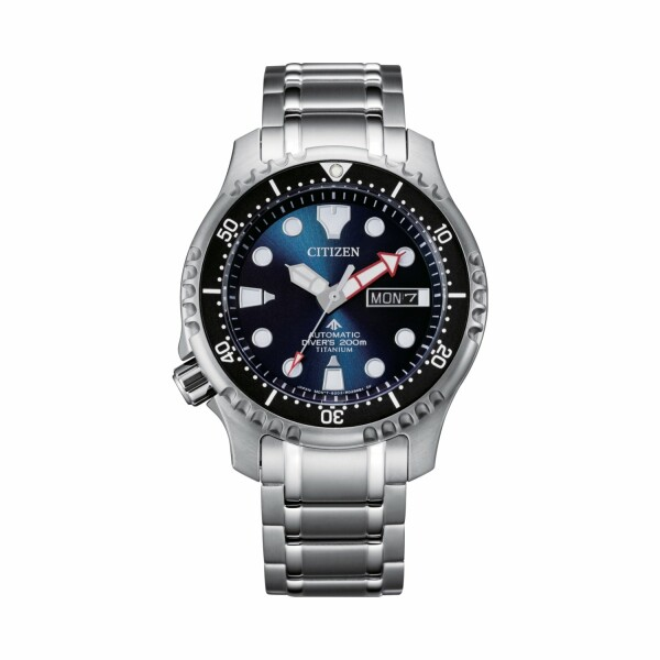 Montre Citizen Promaster Marine Automatique Super Titanium NY0100-50M