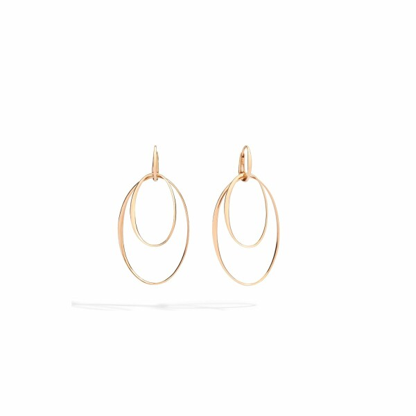 Boucles d'oreilles Pomellato Gold en or rose