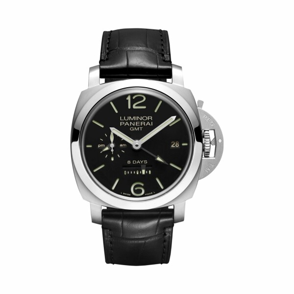 Montre Panerai Luminor 8 Days GMT - 44mm