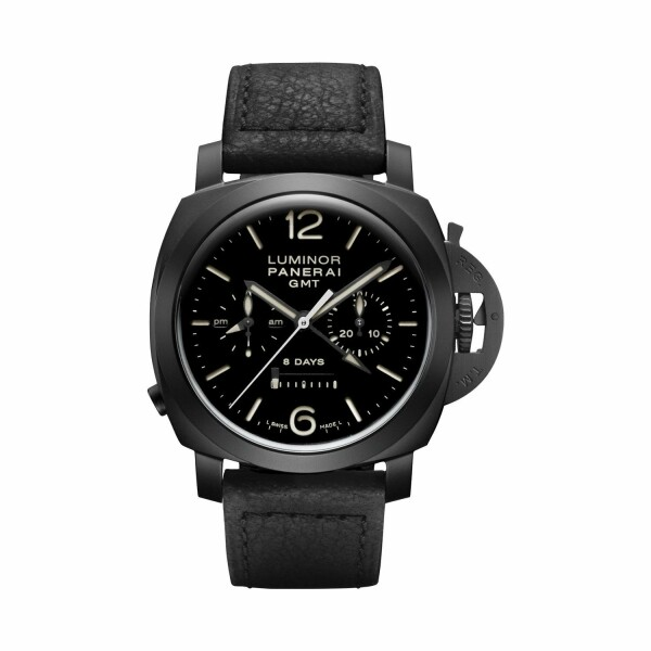 Montre Panerai Luminor Chrono Monopulsante 8 Days GMT - 44mm
