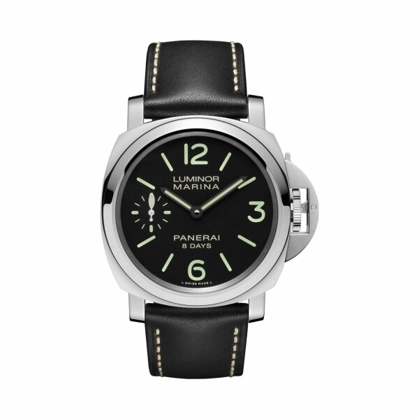 Montre Panerai Luminor Marina 8 Days Acciaio - 44mm