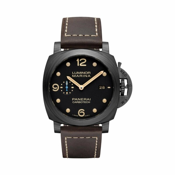 Montre Panerai Luminor Marina 1950 Carbotech™ 3 Days Automatic - 44 mm