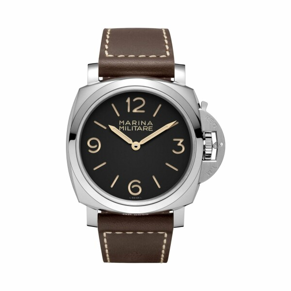 Montre Panerai Luminor 1950 Marina Militare 3 Days Acciaio - 47mm. Edition spéciale