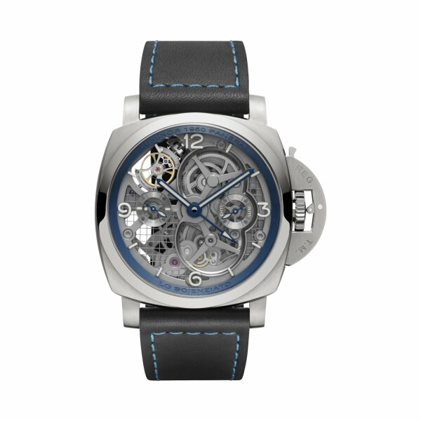 Montre Panerai Luminor Tourbillon GMT - 47mm