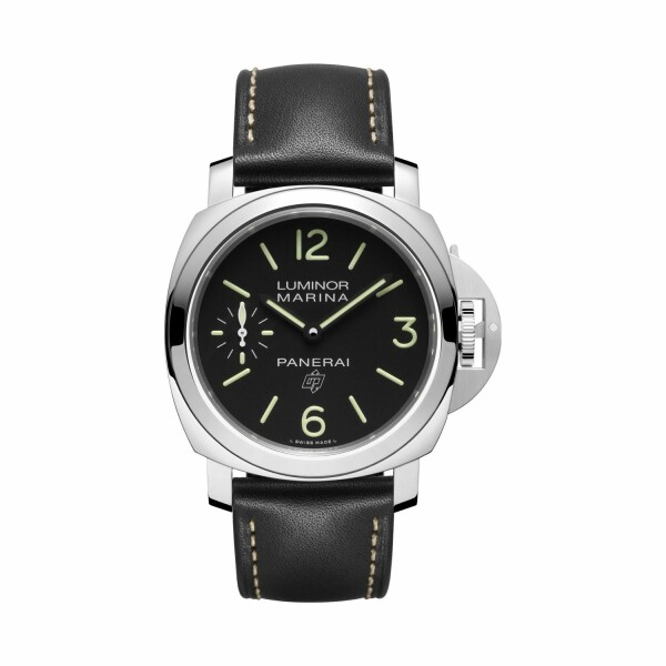 Montre Panerai Luminor Marina Logo 3 Days Acciaio - 44mm
