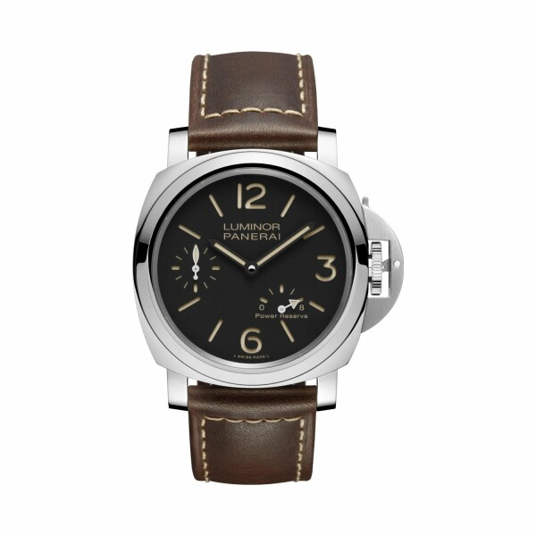 Montre Panerai Luminor 8 Days Power Reserve Acciaio - 44mm