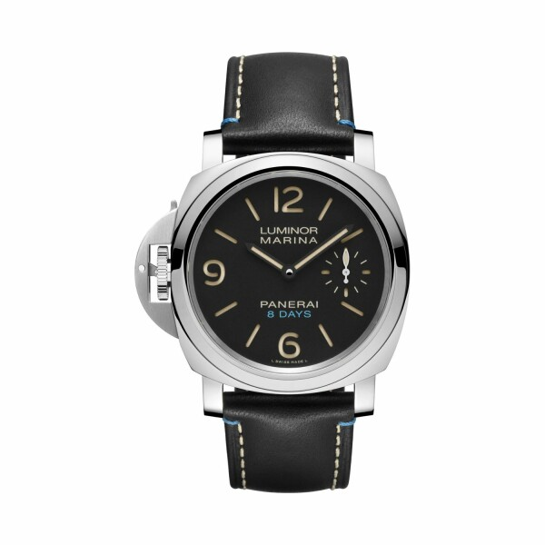 Montre Panerai Luminor Left-Handed 8 Days Acciaio – 44mm
