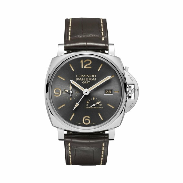 Montre Panerai Luminor Due GMT Power Reserve - 45mm