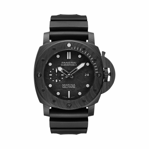 Montre Panerai Submersible Marina Militare Carbotech – 47mm