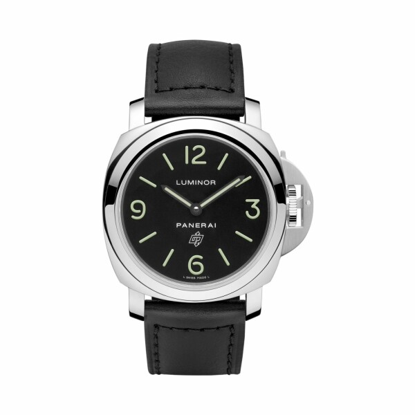 Montre Panerai Luminor Base Logo Acciaio - 44mm