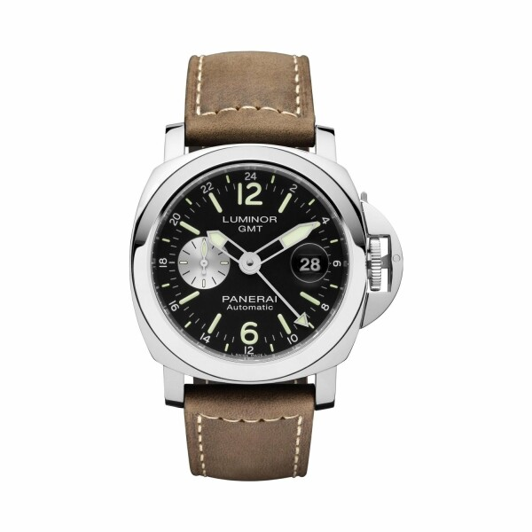 Montre Panerai Luminor GMT Automatic Acciaio - 44 mm