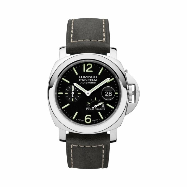 Montre Panerai Luminor Power Reserve Automatic Acciaio - 44 mm