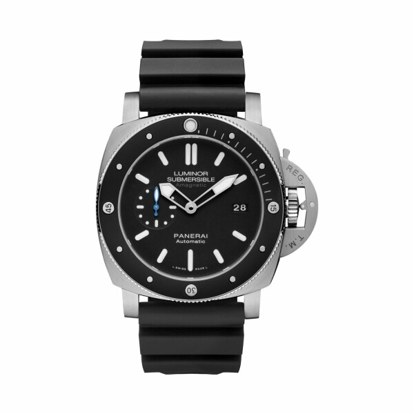 Montre Panerai Luminor Submersible 1950 Amagnetic 3 Days Automatic Titanio - 47mm