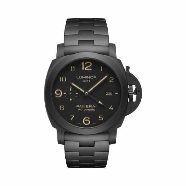 Montre Panerai Tuttonero Luminor GMT - 44mm