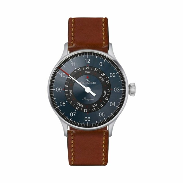 Montre Meistersinger Pangaea Day Date PDD9Z17B