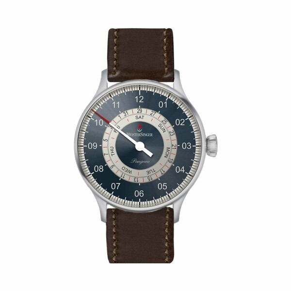 Montre Meistersinger Pangaea Day Date PDD9Z17S
