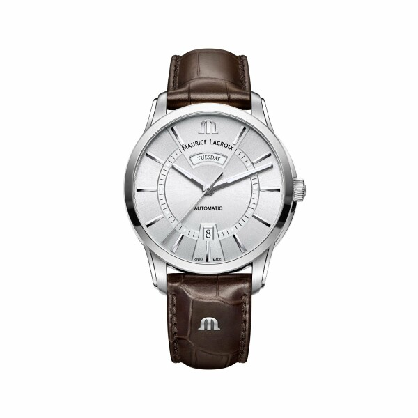 Montre Maurice Lacroix Pontos Day Date PT6358-SS001-130-1