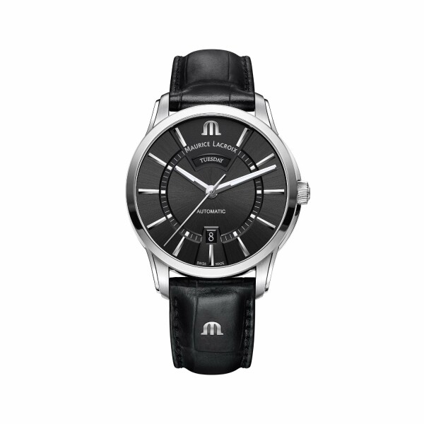 Montre Maurice Lacroix Pontos Day Date PT6358-SS001-330-1