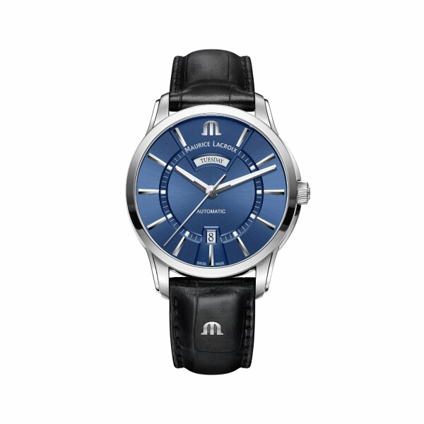 Montre Maurice Lacroix Pontos Day Date PT6358-SS001-430-1