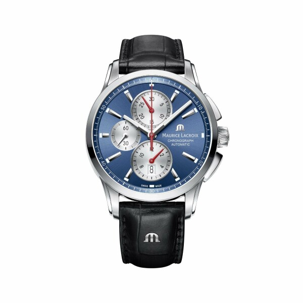 Montre Maurice Lacroix Pontos Chronograph PT6388-SS001-430-1