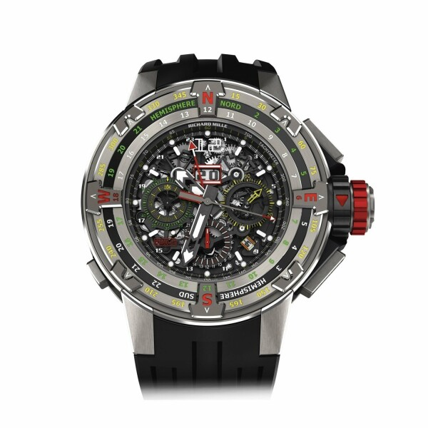 Montre Richard Mille RM 60-01 Regatta Flyback Chronograph