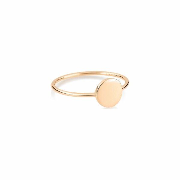 Bague GINETTE NY MINI EVER en or rose